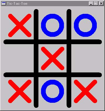 Tick Tack Toe Board